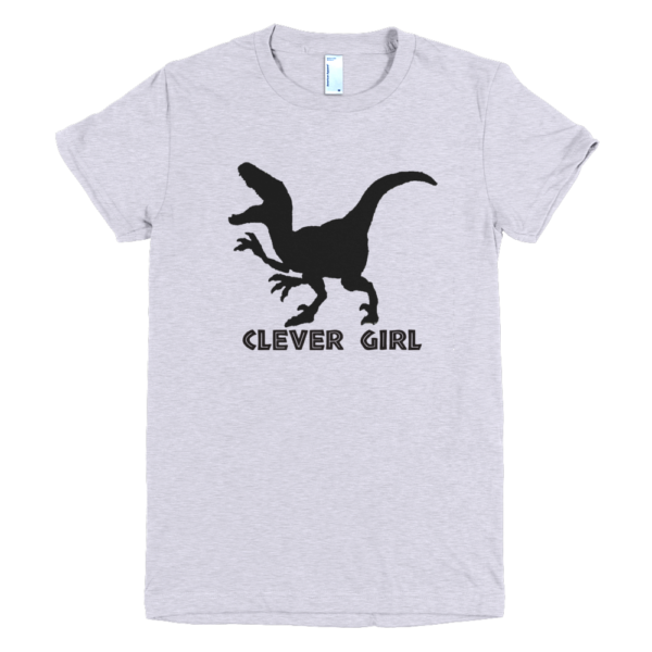 Clever Girl Grey