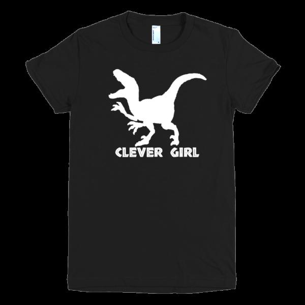 Clever Girl Black